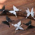 butterfly bobbay pin