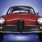 1954 Alfa Romeo Giulietta Sprint by Bertone   Free high resolution car images