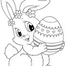 I will create a coloring book page for children