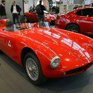 1955 Alfa Romeo 750 Competizione Abarth