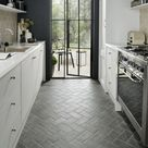 7 Scandinavian Kitchen Floor Tile Ideas That'll Inspire You to Embrace Both Color and Pattern