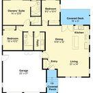Plan 72719DA: Compact House Plan With Spacious Interior