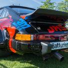 Les expositions du Mans Classic 2016  Transporteurs, BMW, Ford, Porsche…