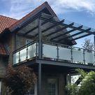 Vorstellbalkon • AB Glas & Design