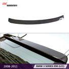 130.0US $  AC Schnitzer style E90 4 door sedan add on type carbon fiber roof spoiler for BMW 2005 2011 3 series e91 5 door hatchback roof spoiler spoiler for bmwcarbon roof spoiler   AliExpress