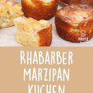 Wer Rhabarber und Marzipan mag, wird diesen Kuchen lieben :)