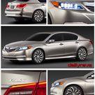 2012 Acura RLX Concept   Dailyrevs