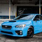 2020 Subaru Sti Hyper Blue