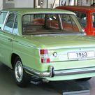 BMW 1500 sedan at Volkswagen Autostadt in Wolfsburg   BMW Neue Klasse – Wikipedia