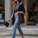 Shop the look: Schickes Outfit mit Blazer