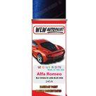 Alfa Romeo 147 Blu Chiaia Di Luna Blue Aerosol Spray Paint 245A   Aerosol Basecoat Spray Paint 400ml