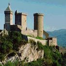 Château de Foix - Well Preserved Medieval Cathar Castle in France