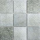Mosaikfliesen Shabby Chic   Keramikmosaik