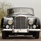 1954 Bentley R Type Continental Fastback Sports Saloon