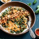 Rezept für veganes Grünkohl-Curry