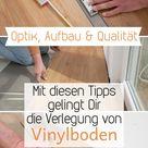Grundwissen Vinylboden  | selbst.de