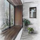 Betz Interiors • Minimalistischer Innenarchitekt Leipzig ✸✸✸✸✸
