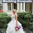 Summer Peony Wedding Bouquets
