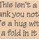 Thank You Card Sayings