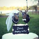 Deer Wedding