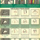 Pocket Square Guide
