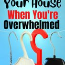How to Start Decluttering Your House When You're Overwhelmed - September 20th 2021 Task