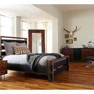 Sean Bed | Woodland Creek Furniture | Design Kollective