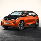 BMW i3 Concept Coupe  2012
