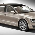 2013 Audi A8 L Values