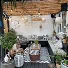 20 Awesome Boho Garden Design Ideas for You