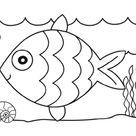 Fische Malvorlagen Zum Ausdrucken Test