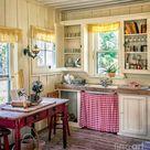 Una tendina sottolavello! La mossa che cambierà totalmente l'aspetto della tua cucina... 20 idee