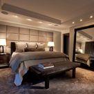 20 Masculine Men's Bedroom Designs   Next Luxury