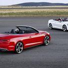 2017 Audi A5 Cabriolet unveiled ahead of LA motor show   Autocar