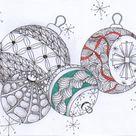inspiration ave: christmas balls