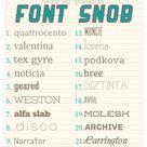Top Fonts