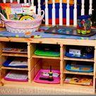 Montessori Trays