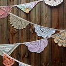 Doily Wedding