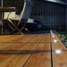 LED Terrassenbeleuchtung zum Einbauen