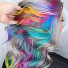 29 Colorful Rainbow Hair Ideas Trending in 2019!