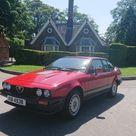 1983 Alfa Romeo Gtv6 2.5 V6 low mileage For Sale   Car And Classic