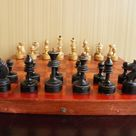 Chess. Soviet, rare wooden chess of the 1960s. Wooden Russian chess, old chess of the USSR, Russian chess of the 60s old wooden chess pieces