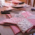 ▷ Kreativ: weihnachtlich nähen & backen