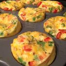 Muffin Tin Quiche
