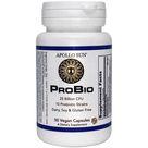 APOLLO SUN PROBIO 25 Billion CFU 10 Probiotic Strains (50 Vegan Capsules)