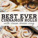 Soft & Gooey Homemade Cinnamon Rolls | Butternut Bakery