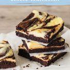 Schoko-Käsekuchen-Brownies