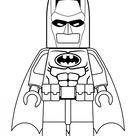 12 Lego Batman Colouring Pages