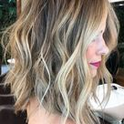 30 Chic Everyday Hairstyles for Shoulder Length Hair 2021