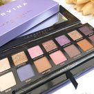 Anastasia Beverly Hills 'Norvina' eyeshadow palette review + swatches